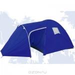 Палатка «Everest», двуслойная, цвет: синий. 2741