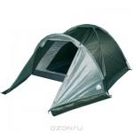Палатка Trek Planet «Toronto 2», цвет: темно-зеленый, оливковый
