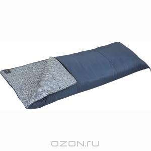 """Спальный мешок NOVA TOUR """"Одеяло 300"""", цвет: темно-синий"""